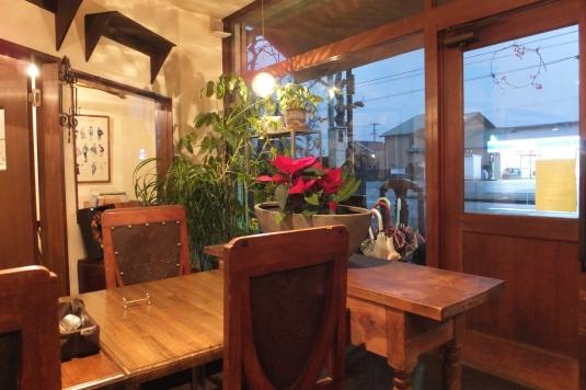 A Spanish Restaurant in Fukui