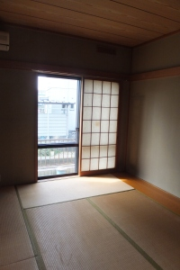 A Japanese style of guest room 2