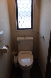 A Toilet