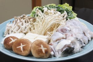 nabe (Japanese style hot pot dish)