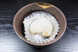 Grilled Shirako (soft roe)
